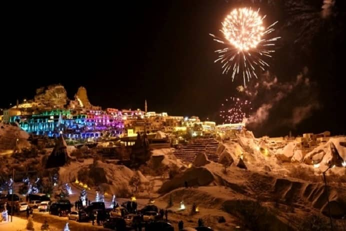 Cappadocia New Year party at Special Restaurant 2022