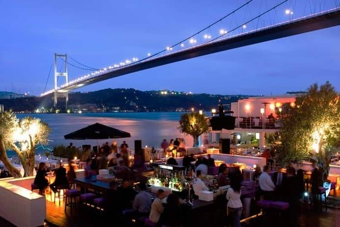 Istanbul Dinner Event, Award Ceremony or Party in Istanbul