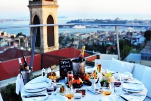 Istanbul New Year Party at Special Restaurant 2022