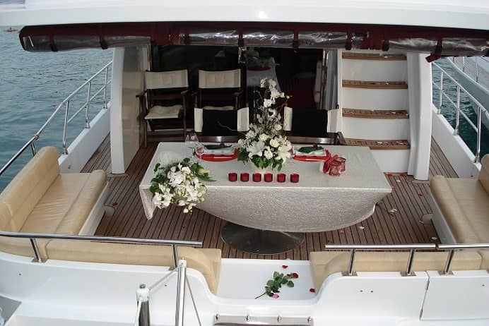 Private Bosphorus Cruise Tour on Yacht or Boat