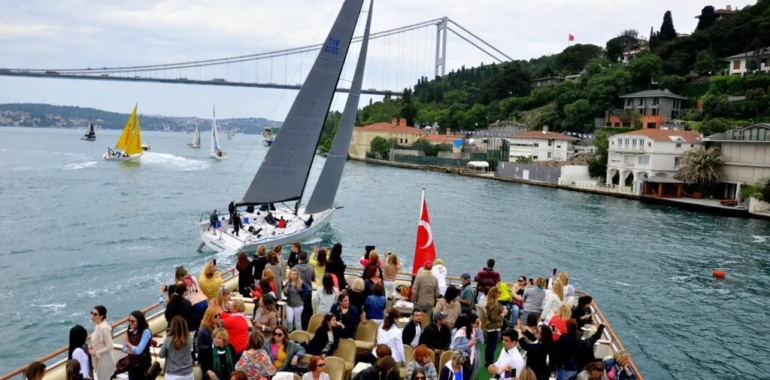 What is Bosphorus Dinner Cruise?